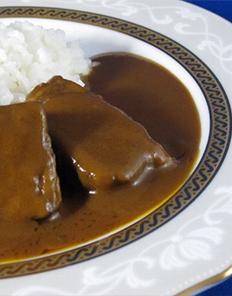 米沢牛ビーフカレー