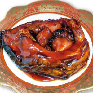 鯉の甘煮(真空なし)1切・Lサイズ(170g以上)