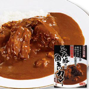 平田牧場 平牧三元豚使用 三元豚角煮カレー
